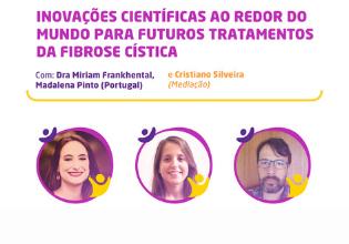 Inovações científicas para o tratamento da doença serão tema de painel do 2º Simpósio Brasileiro Interdisciplinar sobre Fibrose Cística