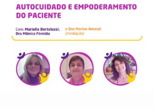 Debate sobre autocuidado e empoderamento do paciente marcará último painel do 2º Simpósio Brasileiro Interdisciplinar sobre Fibrose Cística