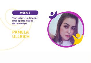 Pamela Ullrich   Conheça os palestrantes do 2º Simpósio Brasileiro Interdisciplinar sobre Fibrose Cística