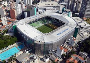 Allianz Parque em São Paulo/SP será iluminado de roxo em alusão ao Setembro Roxo 2021
