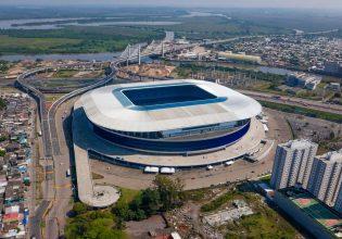Arena do Grêmio em Porto Alegre/RS será iluminada de roxo em alusão ao Setembro Roxo 2021