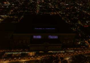 Arena da Baixada em Curitiba/PR será iluminada de roxo em alusão ao Setembro Roxo 2021