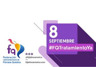 Federação Latino-americana de Fibrose Cística promove evento online no dia 08/09