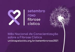 Setembro Roxo conscientiza sobre a fibrose cística e a importância da respiração