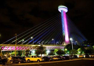 Ponte Estaiada de Teresina/PI será iluminada de roxo em alusão ao Setembro Roxo 2021