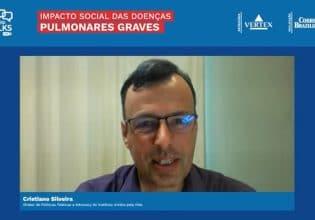 Correio Talks debate impacto social das doenças pulmonares graves no Brasil